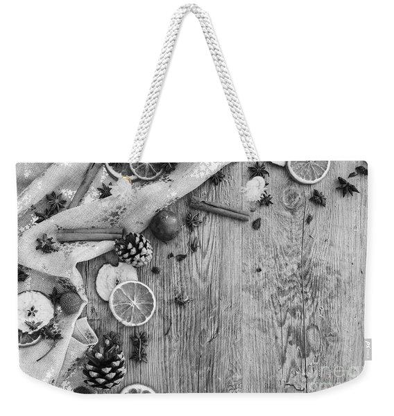Christmas 7 Weekender Tote Bag