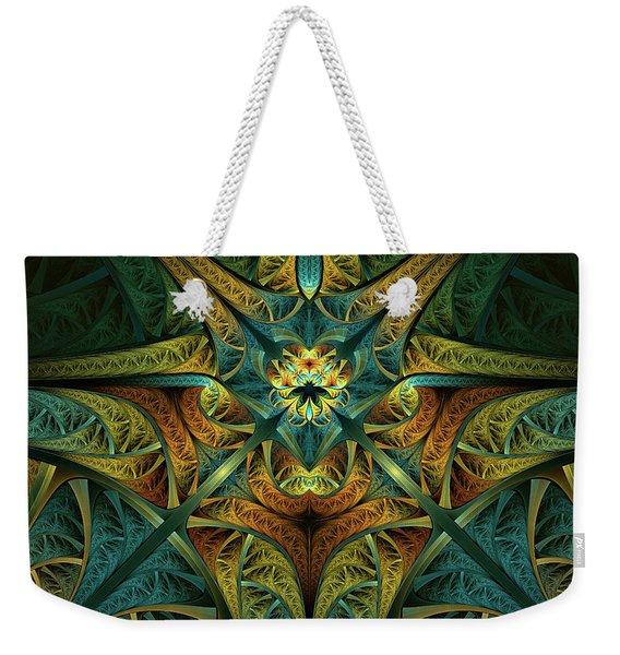 Chronicles Weekender Tote Bag