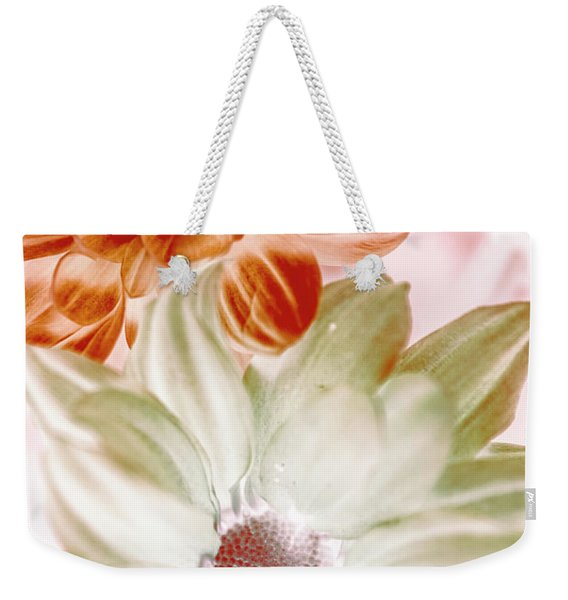 Chrysanthemum Creativity Weekender Tote Bag