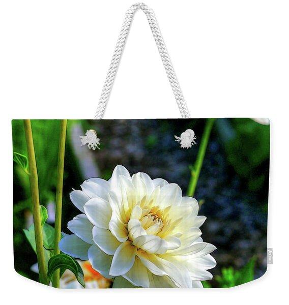 Chrysanthemum In Bloom Weekender Tote Bag