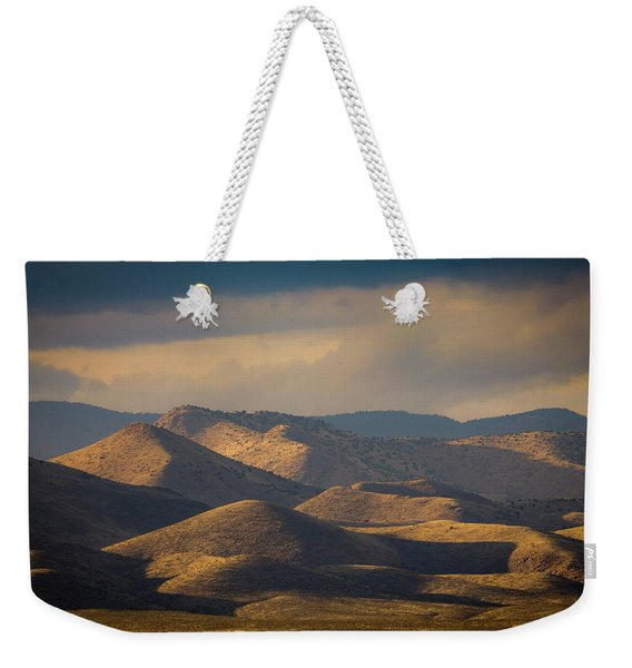 Chupadera Mountains II Weekender Tote Bag