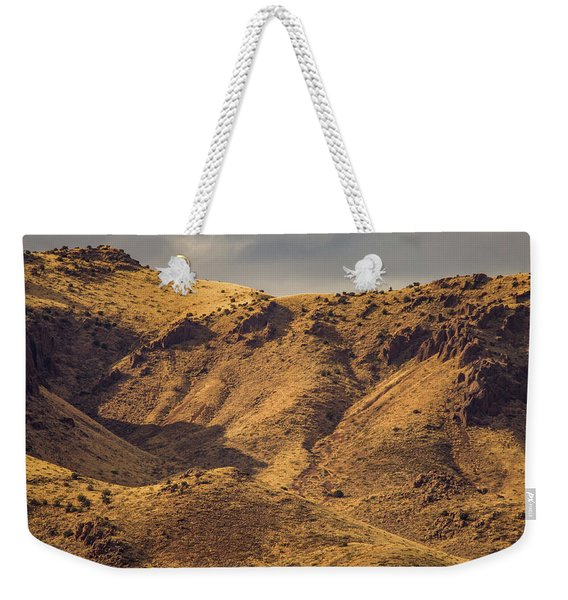 Chupadera Mountains Weekender Tote Bag