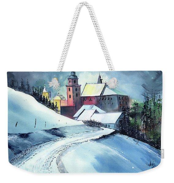 Church Road Weekender Tote Bag