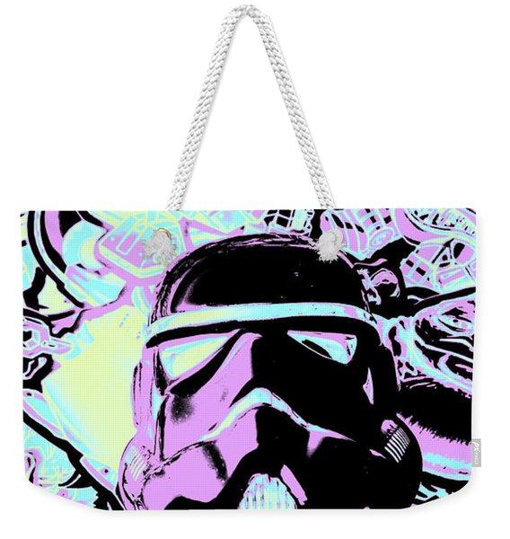 Cinematic Sci-fi Weekender Tote Bag