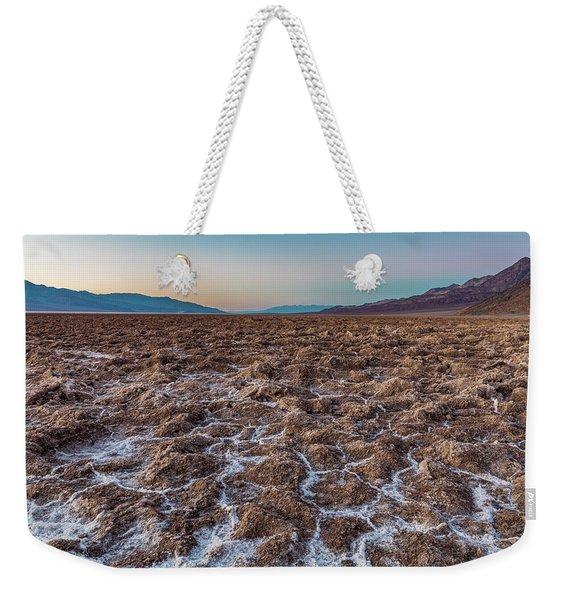 Cinnamon Sugar Weekender Tote Bag