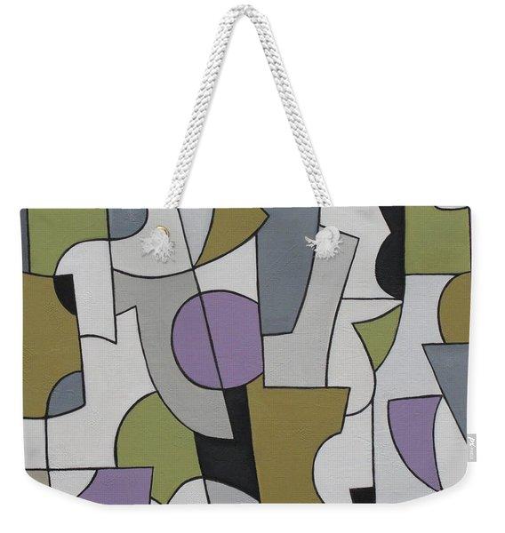 Circuitous Weekender Tote Bag