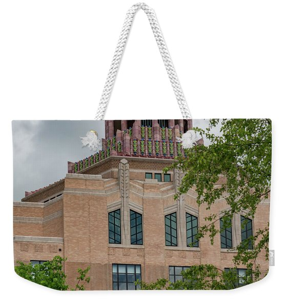 City Hall 1 Weekender Tote Bag