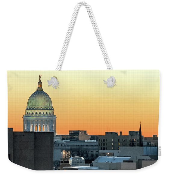 City Surrounds It Weekender Tote Bag