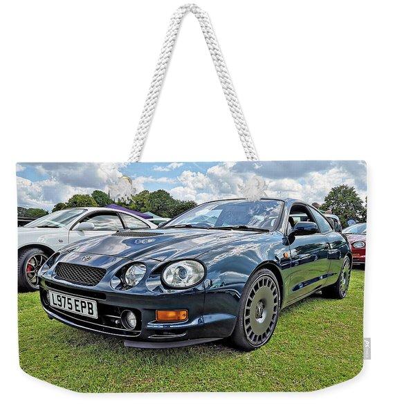 Classic Celica Weekender Tote Bag