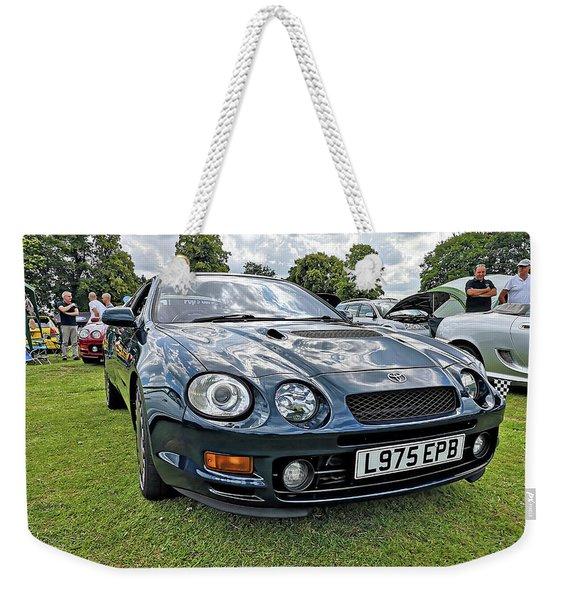 Classic Celica St205 Weekender Tote Bag