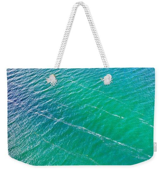 Clear Water Imagery  Weekender Tote Bag