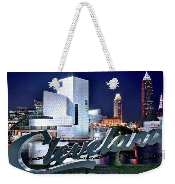 Cleveland Ohio 2019 Weekender Tote Bag