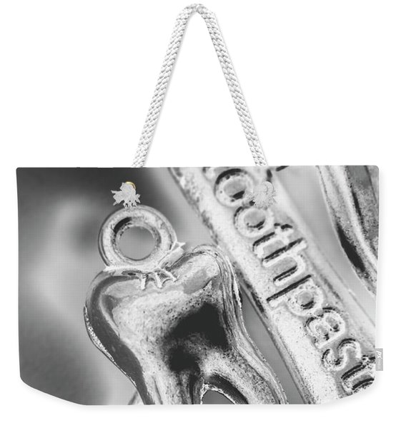 Clinical Cleanliness Weekender Tote Bag