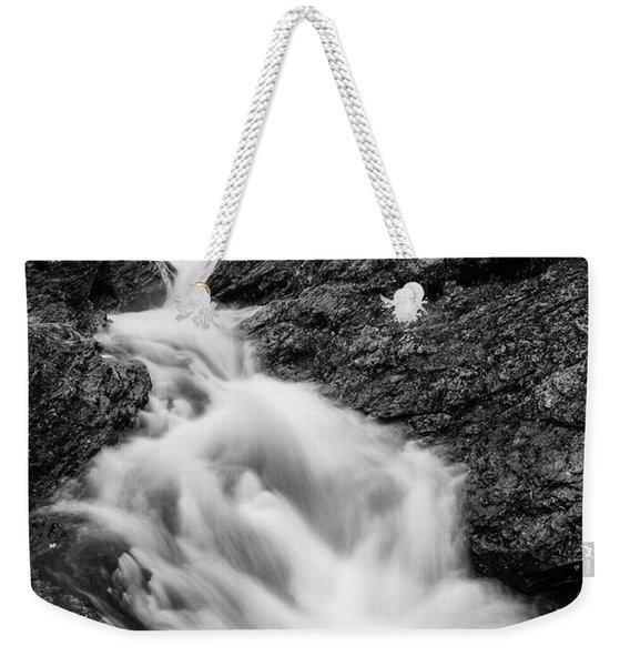 close to Ygnisdalselvi, Norway Weekender Tote Bag