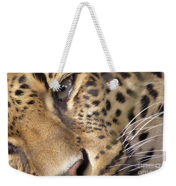 Close-up Weekender Tote Bag