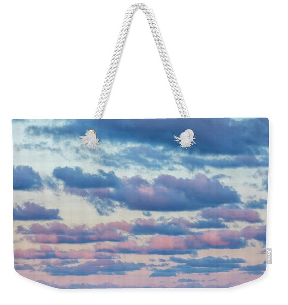 Clouds In The Sky Weekender Tote Bag