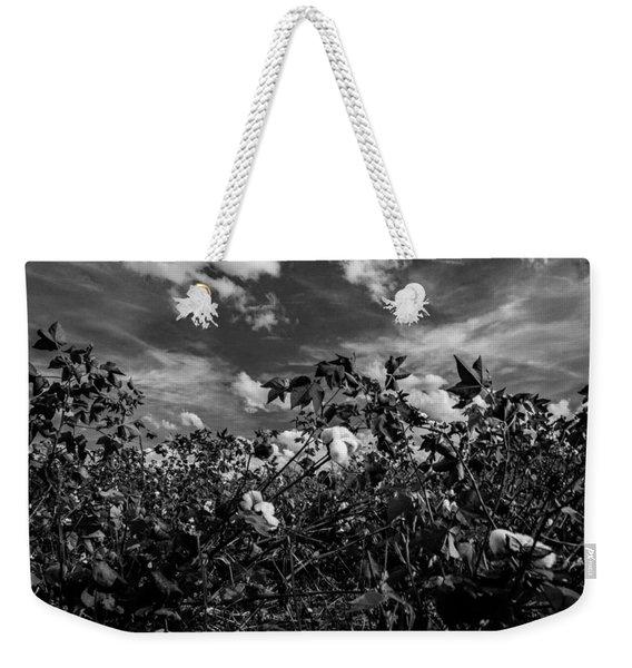 Clouds Of Cotton Weekender Tote Bag
