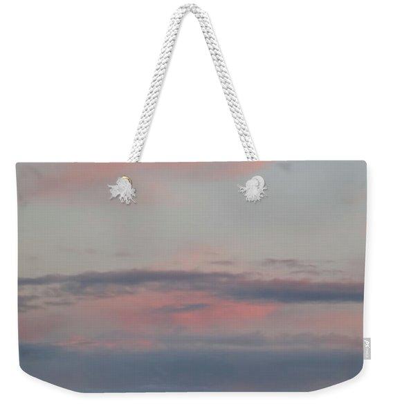 Clouds Over The Ocean Weekender Tote Bag