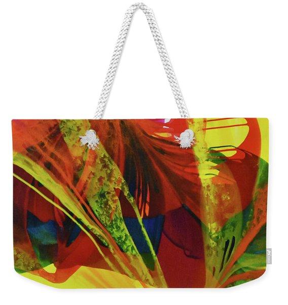 Coalition Weekender Tote Bag