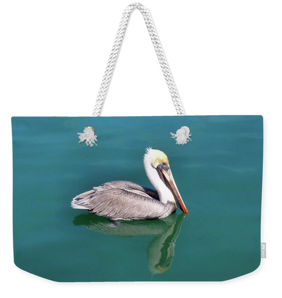 Weekender Tote Bag featuring the photograph Coastal Cruiser by JAMART Photography