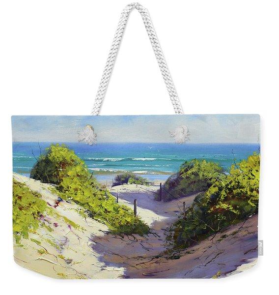 Coastal Dunes Weekender Tote Bag