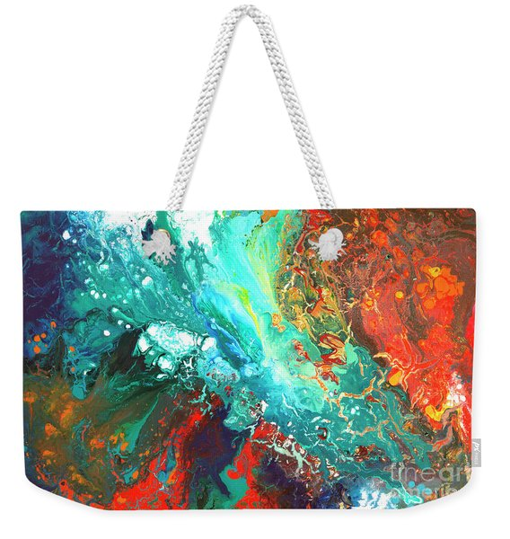 Coastal Migration Weekender Tote Bag