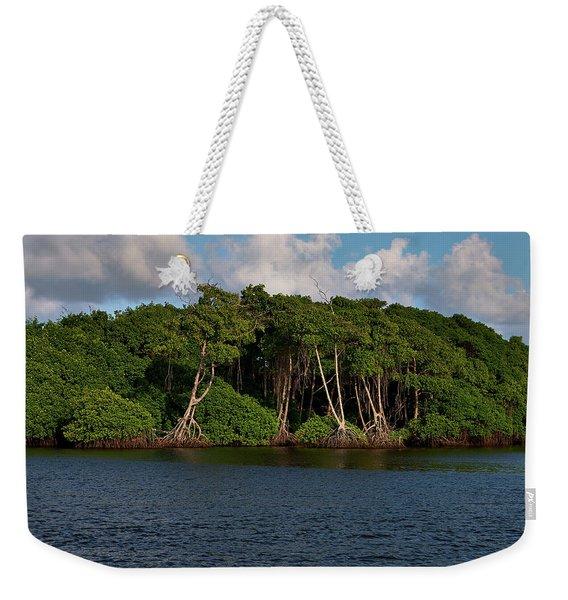 Cocal, Manzanilla Weekender Tote Bag