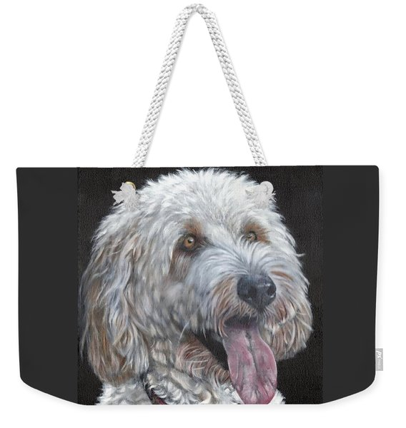 Cockapoo Weekender Tote Bag