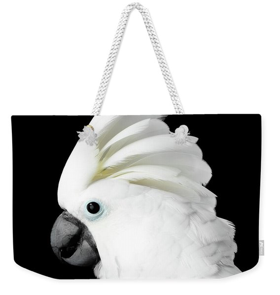 Cockatoo Alba Weekender Tote Bag