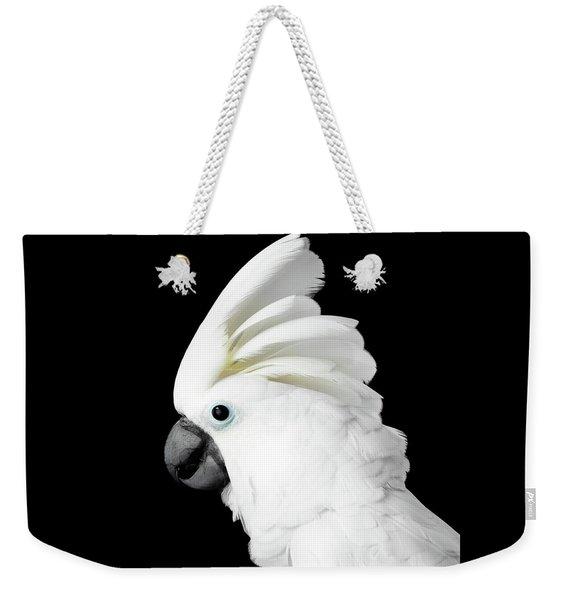 Cockatoo Alba Weekender Tote Bag