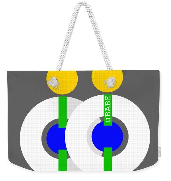 Coco Weekender Tote Bag