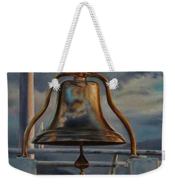 Coho Ferry's Bell Weekender Tote Bag