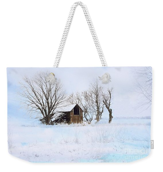 Cold And Lonely Weekender Tote Bag
