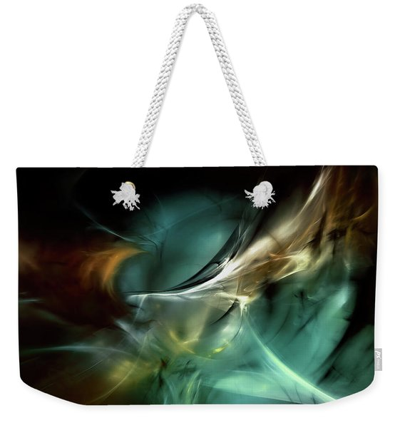 Cold Fusion Weekender Tote Bag