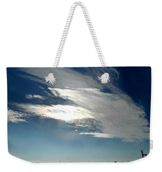 Collingwood's Clouds Weekender Tote Bag
