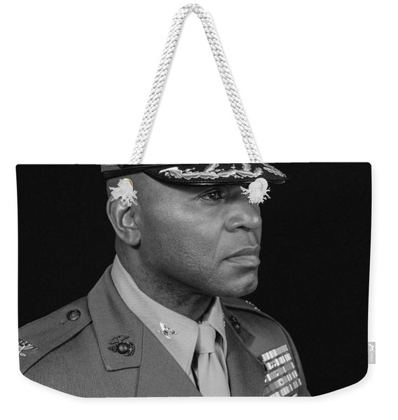 Colonel Al Trimble Weekender Tote Bag