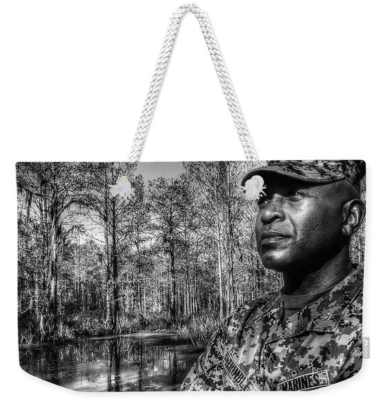 colonel Trimble 2 Weekender Tote Bag