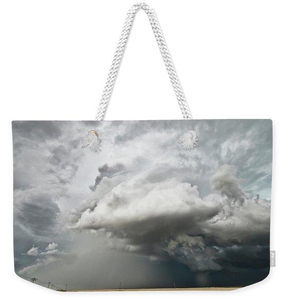 Colorado Sky Weekender Tote Bag