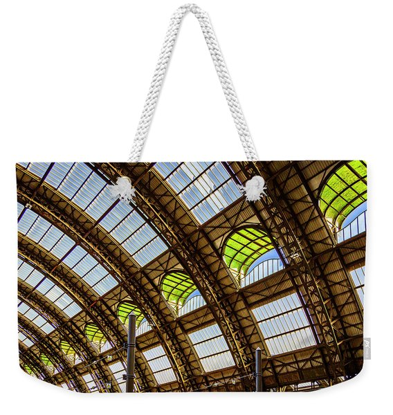 Colorful In The Winter Mid-day Sunlight Weekender Tote Bag
