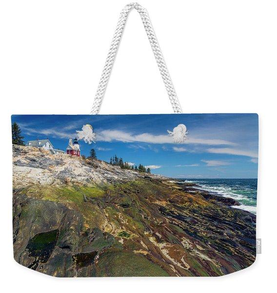 Colorful Scene Weekender Tote Bag