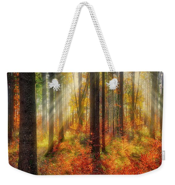 Colours Of Nature 02 Weekender Tote Bag