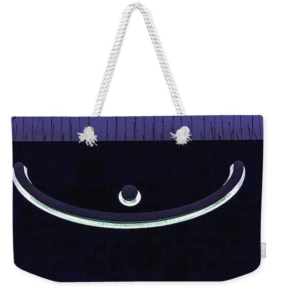 Colours. Purple Weekender Tote Bag