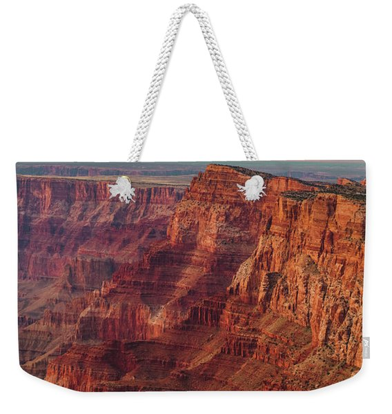 Comanche Point Weekender Tote Bag