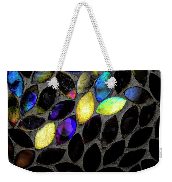 Coming Into Color Weekender Tote Bag