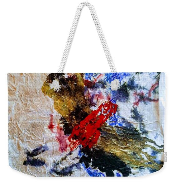 Completion Of The Miasma Weekender Tote Bag