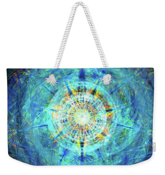 Concentrica Weekender Tote Bag