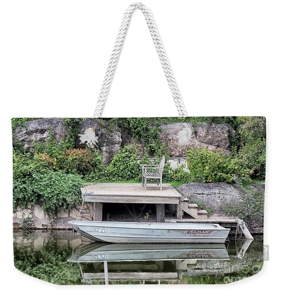 Concho Reflections Weekender Tote Bag