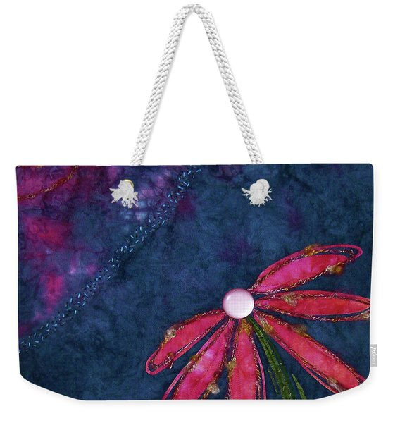 Coneflower Confection Weekender Tote Bag