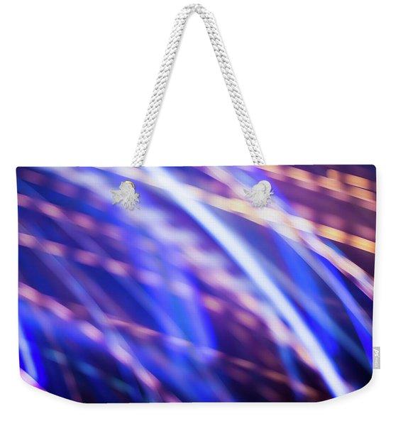 Continuance V Weekender Tote Bag