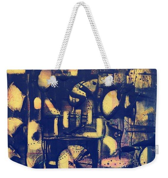 Contraption Weekender Tote Bag